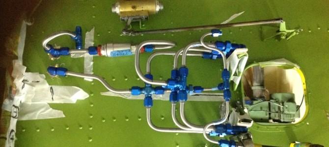 Impianto idraulico: le prime tubazioni AN